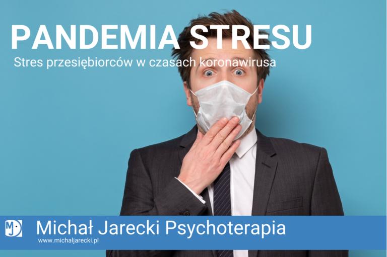 Pandemia stresu